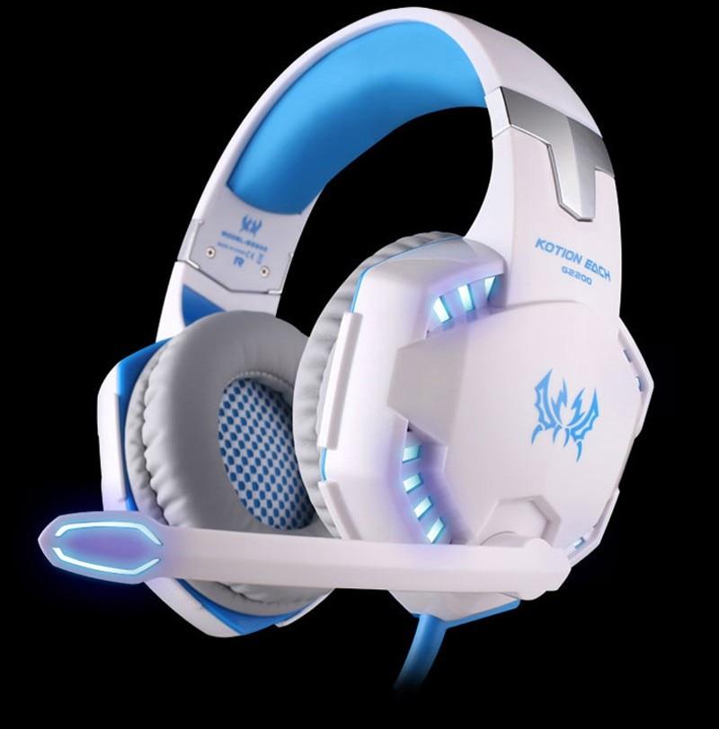 2PCS EACH G2200 Gaming Headset Vibration 7 1 Surround Sound USB Professional Game Headphone Earphone 3