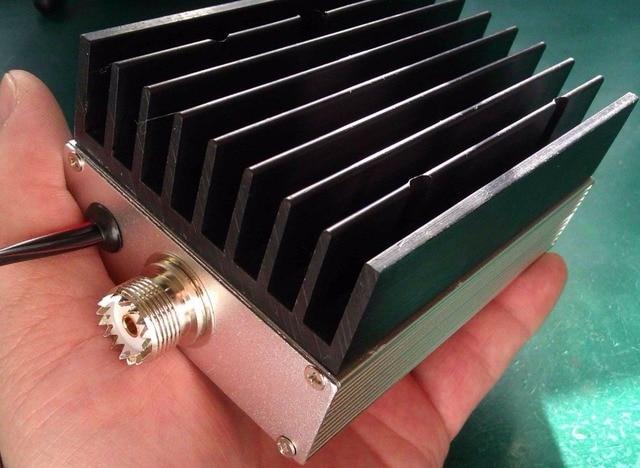 25 Вт УВЧ радиоусилитель мощности, автомобильный радиоприемник, автоматическое преобразование