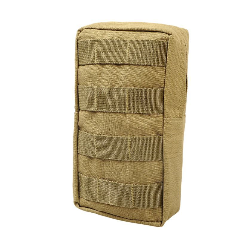 Multi-Purpose Tactical Bags MOLLE EDC 600D Nylon Utility Gadget Pouch Tools Waist Bags Outdoor Pack Travel Military Hunting