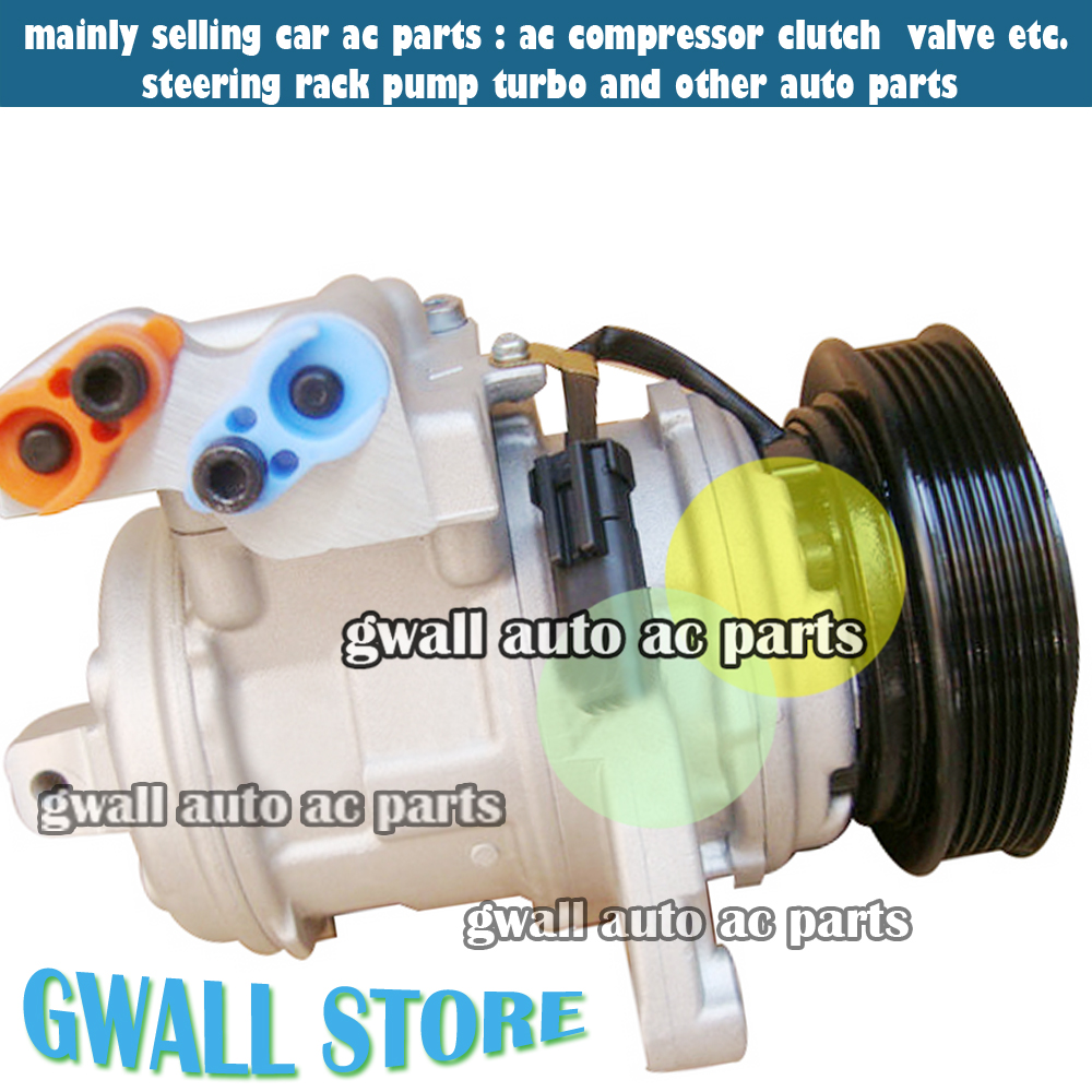 AIR CONDITIONING COMPRESSOR FOR JEEP GRAND CHEROKEE 4.0 II FOR CHRYSLER 300 1998 2004 55116144AB 55116144AE|air conditioning compressor|conditioning compressor|jeep compressor - title=