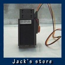 2.8 w láser azul púrpura cabeza, 450 nm láser de bricolaje piezas de la máquina láser de diodo láser tubo, 2800 mw