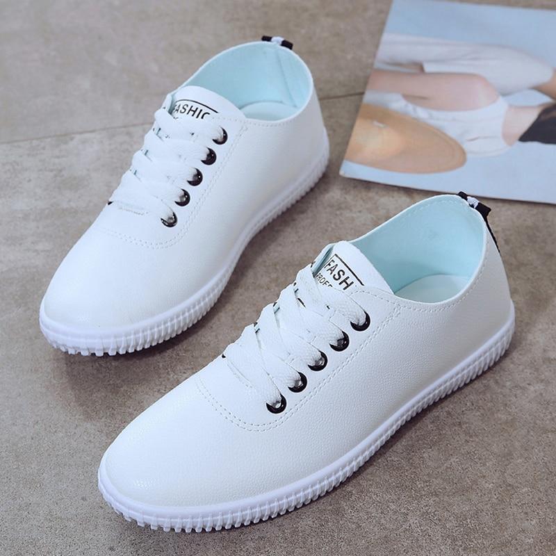 Women Shoes Summer 2018 Spring Women Whi