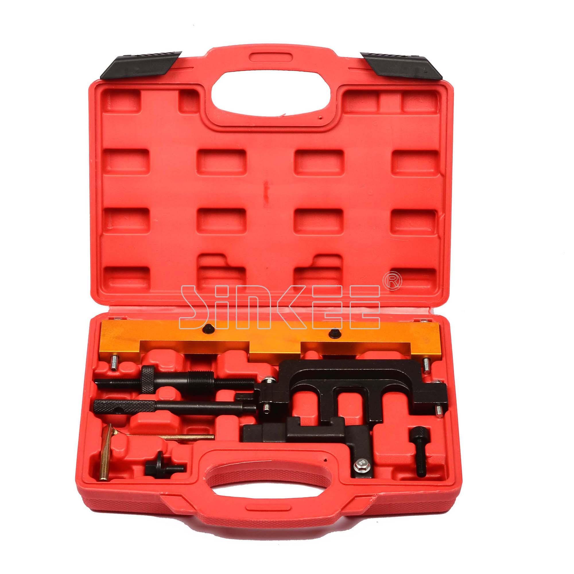 Бензиновый двигатель сроки Установка замок набор инструментов для BMW параметра n42 и n46 N46T В18/-в В20/-А/-Б Вал SK1067