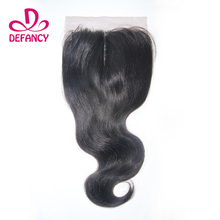 Cheapest Brazilian Body Wave Closure Brazilian Virgin Hair Middle Part Lace Top Closure New Arrival Brazilian Hair Lace Closure