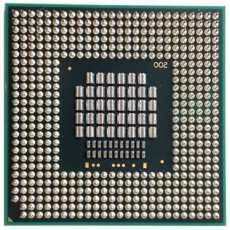 Intel Core Duo T7500 CPU Dual-Core Laptop processor for 965 chipset 4M Cache 2.2GHz 800MHz FSB 2