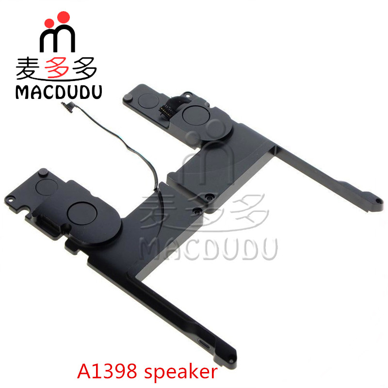"""Image 3 - New Left & Right Speaker Set Replacement for Macbook Pro 13""""  A1278 Retina 13"""" 15"""" A1398 A1425 A1502-in Computer Cables & Connectors from Computer & Office"""