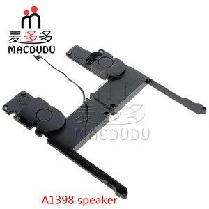 """Image 4 - Nowy lewy i prawy zestaw głośników zamiennik dla Macbook Pro 13 """"A1278 Retina 13"""" 15 """"A1398 A1425 A1502"""