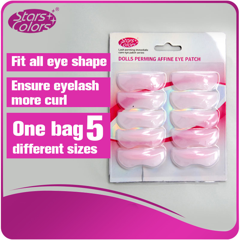 1000 pieces eyelash perm patch grafting/ planting 3D eyelashes perming mould tools arrival magic electric eyelash Fringe patch mann dido anaerobic fermentation of spent grains