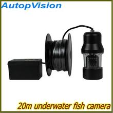 20m cable Cultivation Underwater video Fishing Camera Fish Finder GSY-8200C