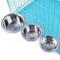 new-stainless-steel-pet-dog-bowl-food-water-drinking-cage-cup-hanger-food-water-bowl-travel-bowl-for-pet-feeding-tools