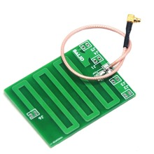 1pc 5dBi 902-928M UHF RFID PCB Antenna w/MMCX Connector Circular Polarization novelty сандалии