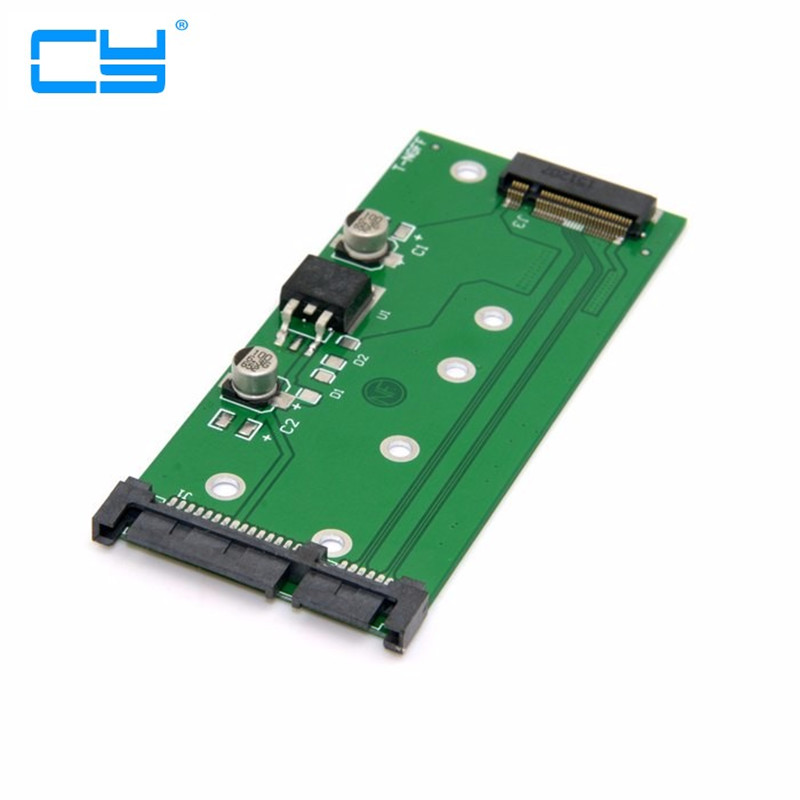 M.2 NGFF pcie pci express PCI-E 2 Lane SSD to 7mm 2.5 SATA 22pin hard disk case PCBA for E431 E531 X240S Y410P Y510P cy u3 159 usb 3 0 to m 2 ngff pci e 2 lane 30mm 42mm 60mm 80mm ssd enclosure for e431 e531 x240