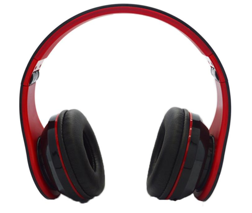 Portable Fashion Headband Headphones Foldable Wireless Bluetooth Stereo Headset Hands-free Headphone with Mic TF Card Nov21