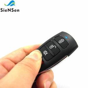 Image 3 - SieNSen 24V Auto Alarm Remote Controls Central Door Locking System Car Security Kit For Truck M615 8101