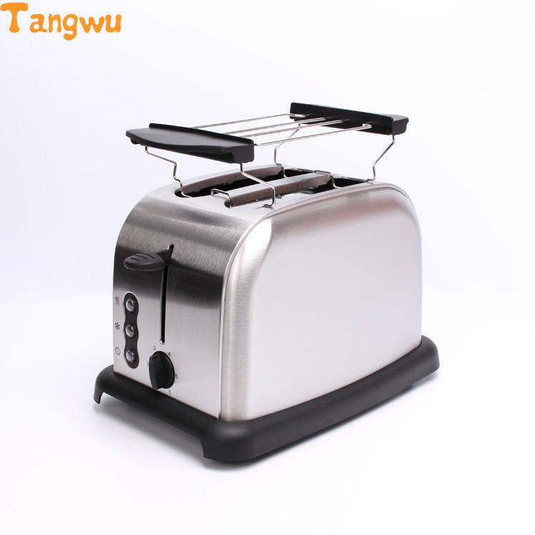 Free shipping Multifunctional stainless steel 2 Slice Toaster breakfast toaster household automatic free shipping by dhl 1pc est 6 household automatic stainless steel of 6 slice toaster bread machine home appliance