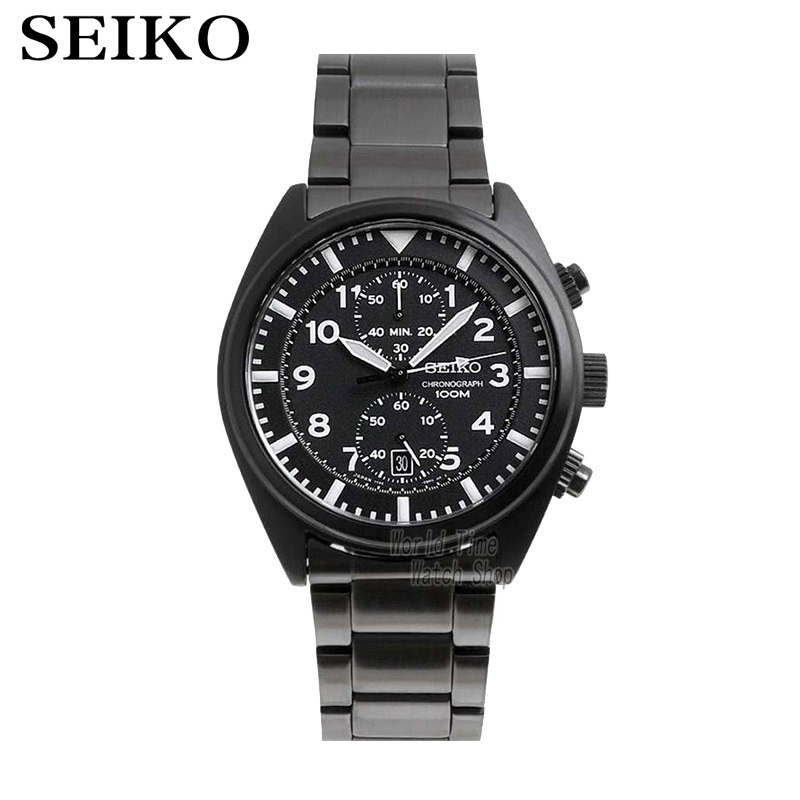 SEIKO Watch Chronograph Shi Yinggang Take Men'S Watch Business And Leisure Travelers SNN271J1 SNN233J1 lacywear s 271 shi