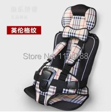Детские путешествия автокресло автокресло безопасность Детей автокресло Новый для безопасности детей крышка авто подушки для детской ребенка 4 цвета
