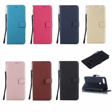 PU Leather Flip Wallet Phone Case Cover For Xiaomi