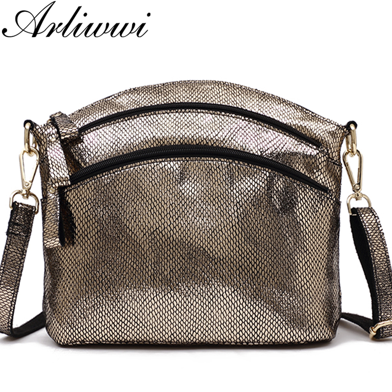 Bags, Silver, Real, Lady, Gold, Body
