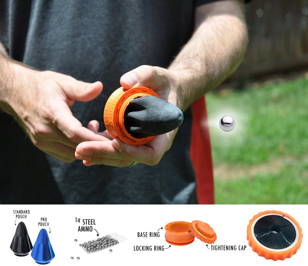 The Shot Slingshot Catapult Ammo/Pow/Arrow Cap Outdoor Target, Hunting, Fishing And Arrow Shooting Furniture Accessories