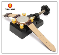 Watch Table Vise Vice Clamp Non Scratching Repair Tools Case Holder