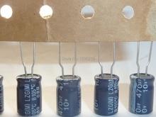 10pcs 470uF 10V LTEC LZG Series 8×11.5mm Low Impedance Long Life 10V470uF Aluminum Electrolytic capacitors