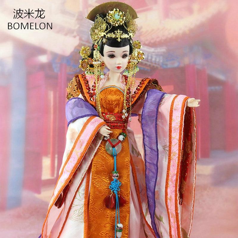 35 CM Bjd Doll Empress Zhangsun Dinastía Tang China Muñeca de - Muñecas y peluches - foto 2