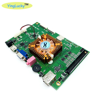 yinglucky arcade box Pandora Box 3d family version motherboard can 3P 4P game For video game arcade console machine 3d tekken