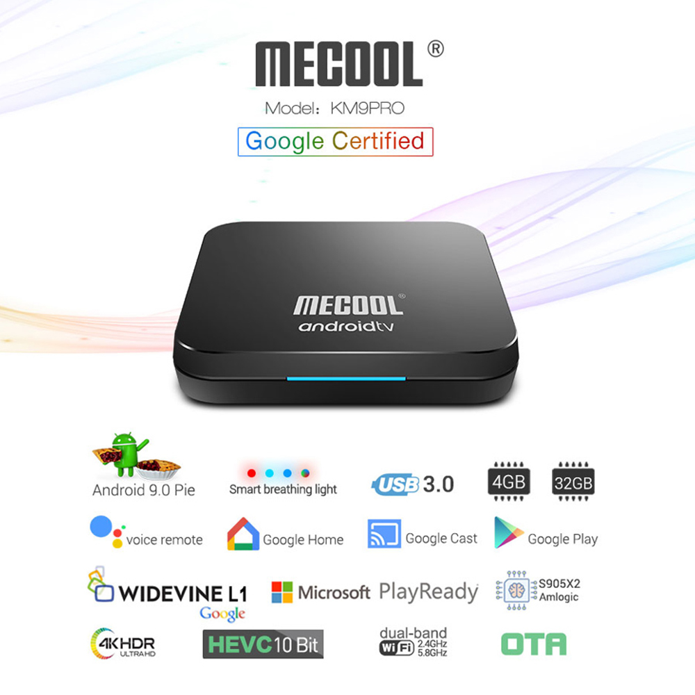Image 4 - Italy IPTV Box India Pakistan IP TV KM9 Pro Android Tv 9.0 Smart tv Box 4GB 32GB Portugal Arabic Turkey Indian IPTV Subscription-in Set-top Boxes from Consumer Electronics