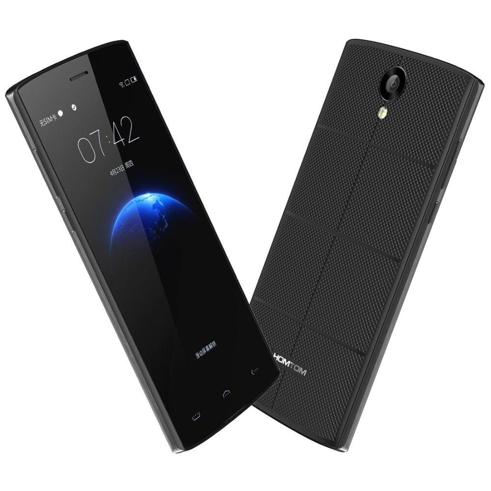 Original homtom ht7 5.5 pulgadas hd de pantalla smartphone android 5.1 mtk6580 Q