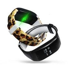 Водонепроницаемый часы браслет камуфляж H5 smart Сердечного ритма Мониторы Браслет Шагомер Спорт для iPhone SE Samsung Mobile