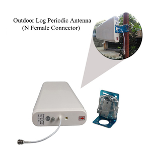 Image 5 - Tri Band Repeater 2G 3G 4G GSM 900 DCS/LTE 1800 WCDMA/UMTS 2100MHz Amplifier Mobile cellular Signal booster Antenna Set Booster