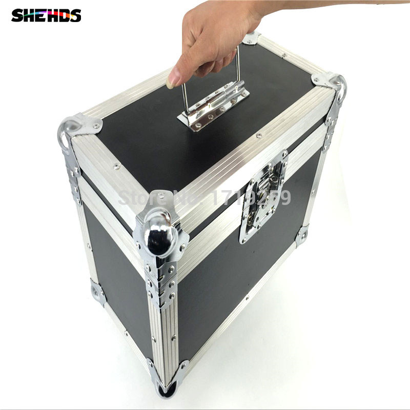 Flight Case with 4 pieces LED 60W Beam Moving Head Light Disco DJ Party,Or Flight Case with 2pcs,4pcs,6pcs,8pcs can choose
