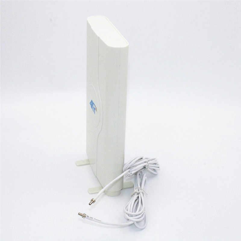 Kuwfi 4G LTE Bảng Điều Khiển Bên Ngoài Anten 700 MHz-2600 Mhz Ăng Ten Hign Tăng Ăng Ten Ngoài CRC9 TS9 SMA cổng Kết Nối 3 Loại Để Lựa Chọn