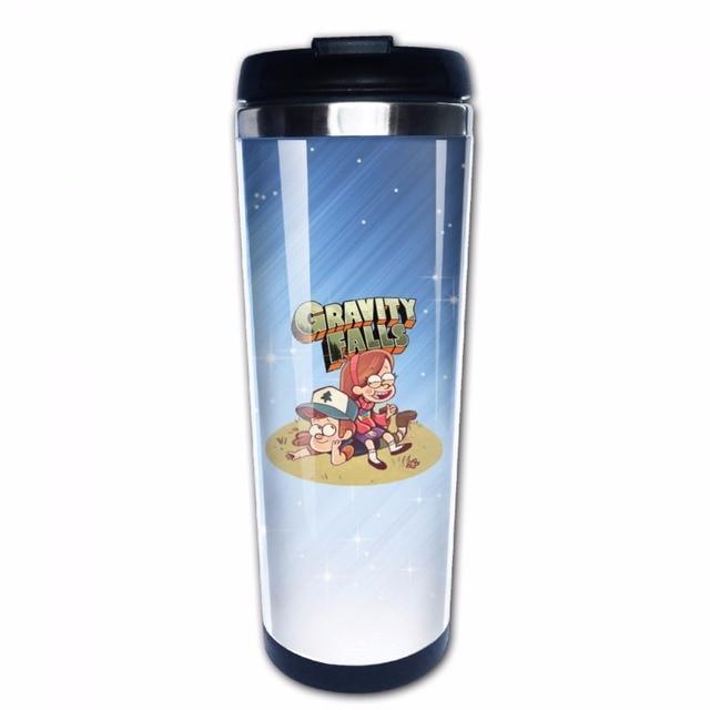 Zombie Gravity Falls Dipper Abel S Custom Coffee Mugs Unique Cartoon Cup