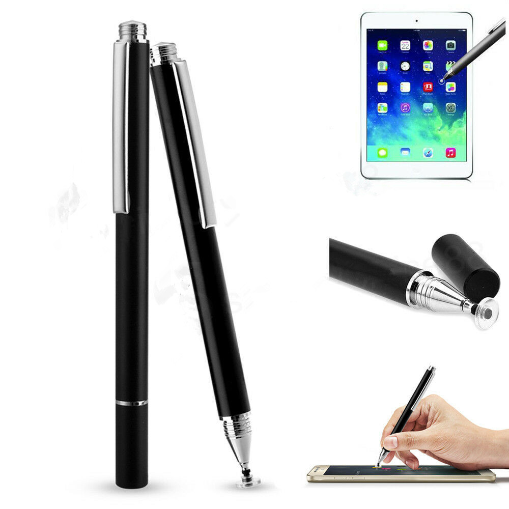 Thin Capacitive Touch Screen Pen Stylus For IPhone 5 6 6s Plus IPad Samsung Phone Tablet