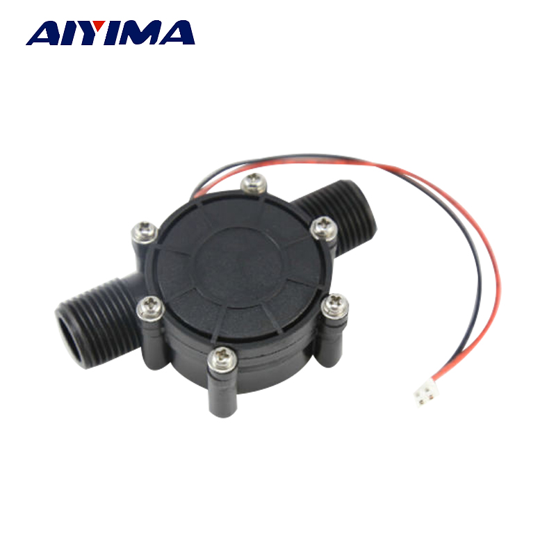 Offen Aiyima Neue 5 V Ausgang Regler Spannung Dc Generator Micro-hydro Wasser Generatoren 10 W Sanitär
