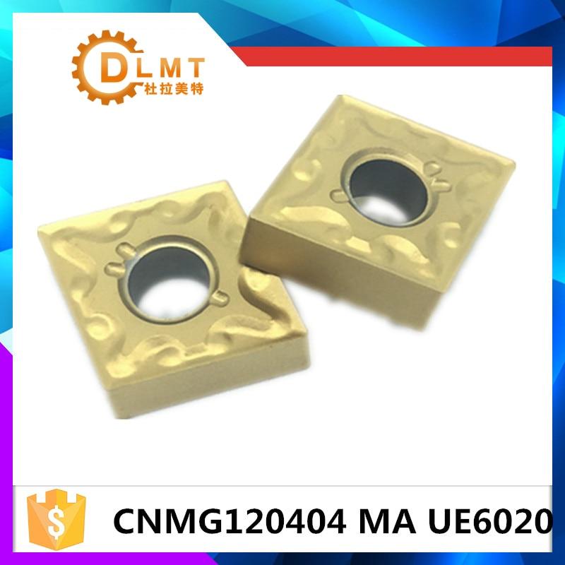 20 vnt CNMG120404 MA UE6020 CNMG120408 MA UE6020 Išoriniai tekinimo - Staklės ir priedai - Nuotrauka 1