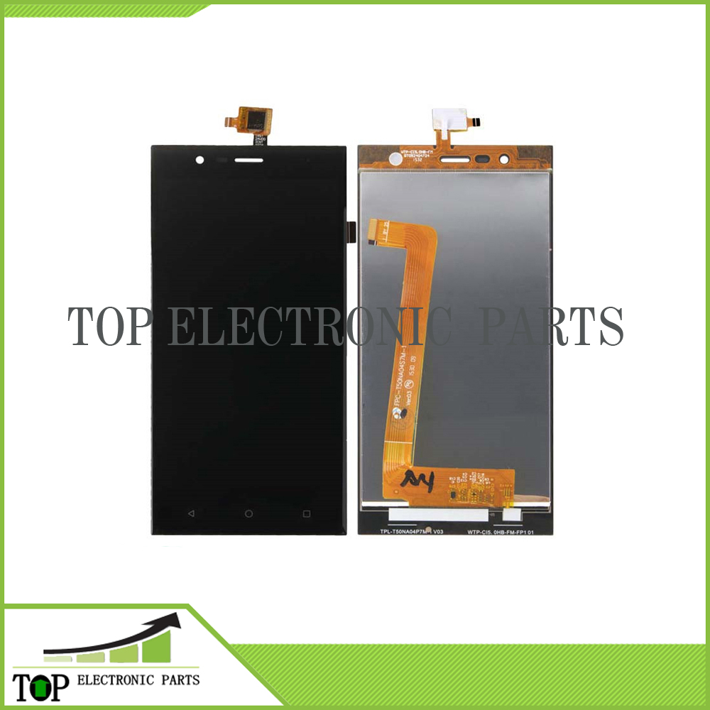 For Highscreen Boost 3 Boost 3 pro LCD Display Touch Screen Original Screen Digitizer Assembly For