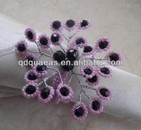 class beades napkin rings free shipping napkin holder