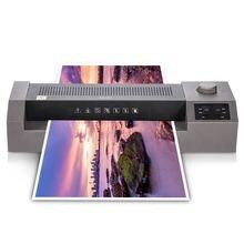 Deli ламинатор холодного и горячего ламинирования фотографии
