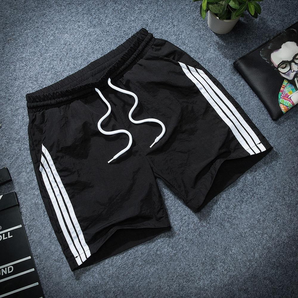 Beach-Shorts Quick-Drying Men's Summer Casual Thin Slim