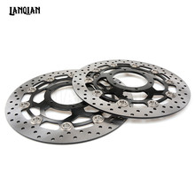 For Honda CBR1000RR CBR600RR Motorcycle Front Floating Brake Disc Rotor CBR600RR 2003-2017 CBR 1000RR 2004-2005 CB1300 CBR 600