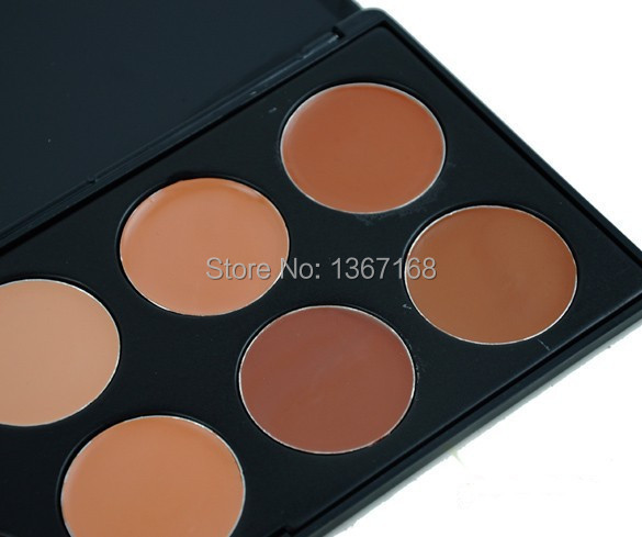 NEW 10 Colors Professional Brand Kryolan Makeup Concealer Palette Face Care Primer Makeup Tools Face Cosmetic Contour Camouflage-in Concealer from Beauty ...