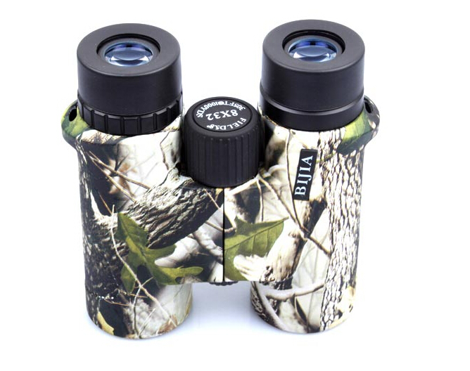 Good quality Binocular 8x32 High-power HD Night Vision Binoculars Waterproof Hunting /travelling Binoculars 305FT/1000YDS original yukon 25024 night vision binocular tracker rx 2x24 to 3 5x40 hunting night vision binocular with doubler