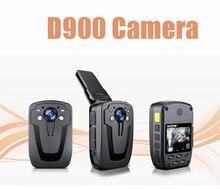 Бесплатная Доставка! 128 ГБ D900 NTK96650 Full HD 1080 P Теле Носила Полиции Видео Камеры Рекордер DVR Ночного Видения камера
