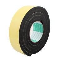 50mm Width 10mm Thickness EVA Single Side Sponge Foam Tape 2 Meter Length