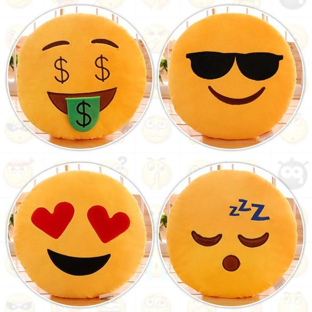 33cm Emoji Pillow Cushion Decoration Decorative Poo Shape Pillows