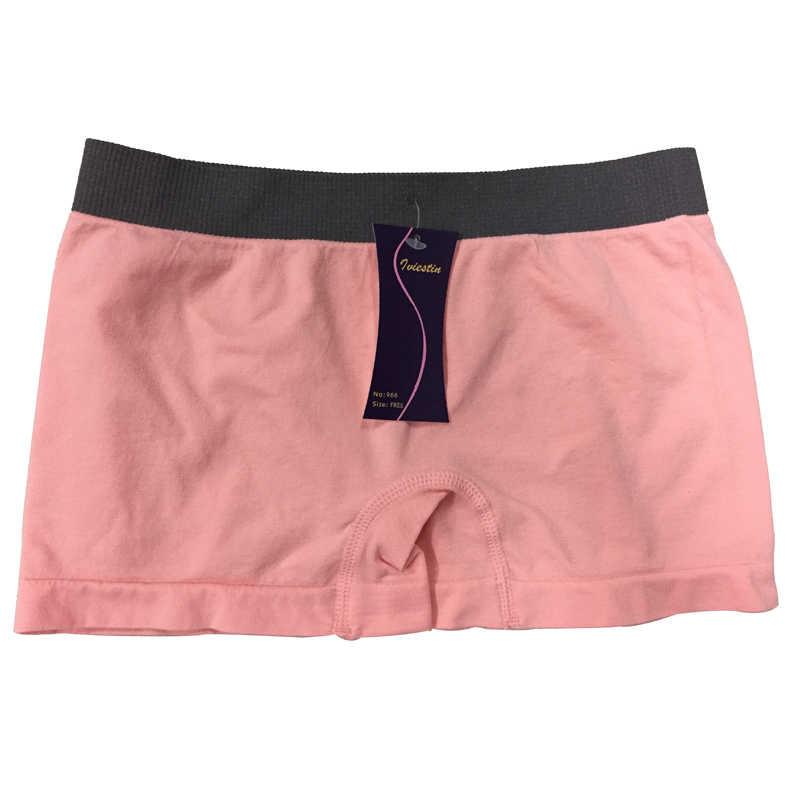 ファッション新 1Pc 15 色夏パンツ女性ショーツウエストバンドスキニーパンツキャンディーカラーブリーフ