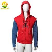 Spider Man Homecoming Spiderman Cosplay Costume jumpsuit Superhero Halloween Costumes for adult cosplay Spider Man jumpsuit